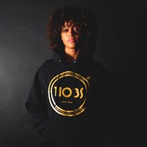 Image of TIOBS® Circle Logo Hoodie