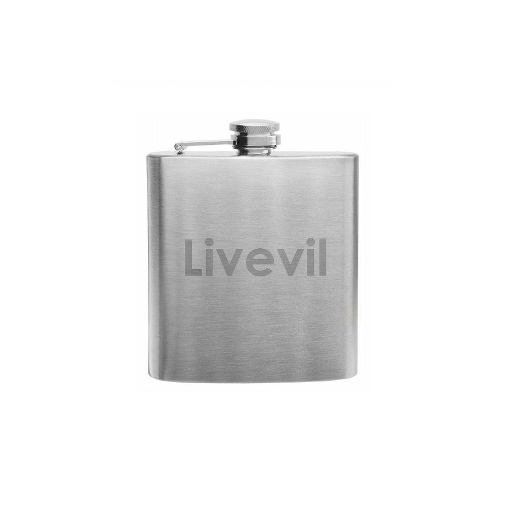 Image of Steel Flask