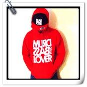 Image of Red hoody jumper