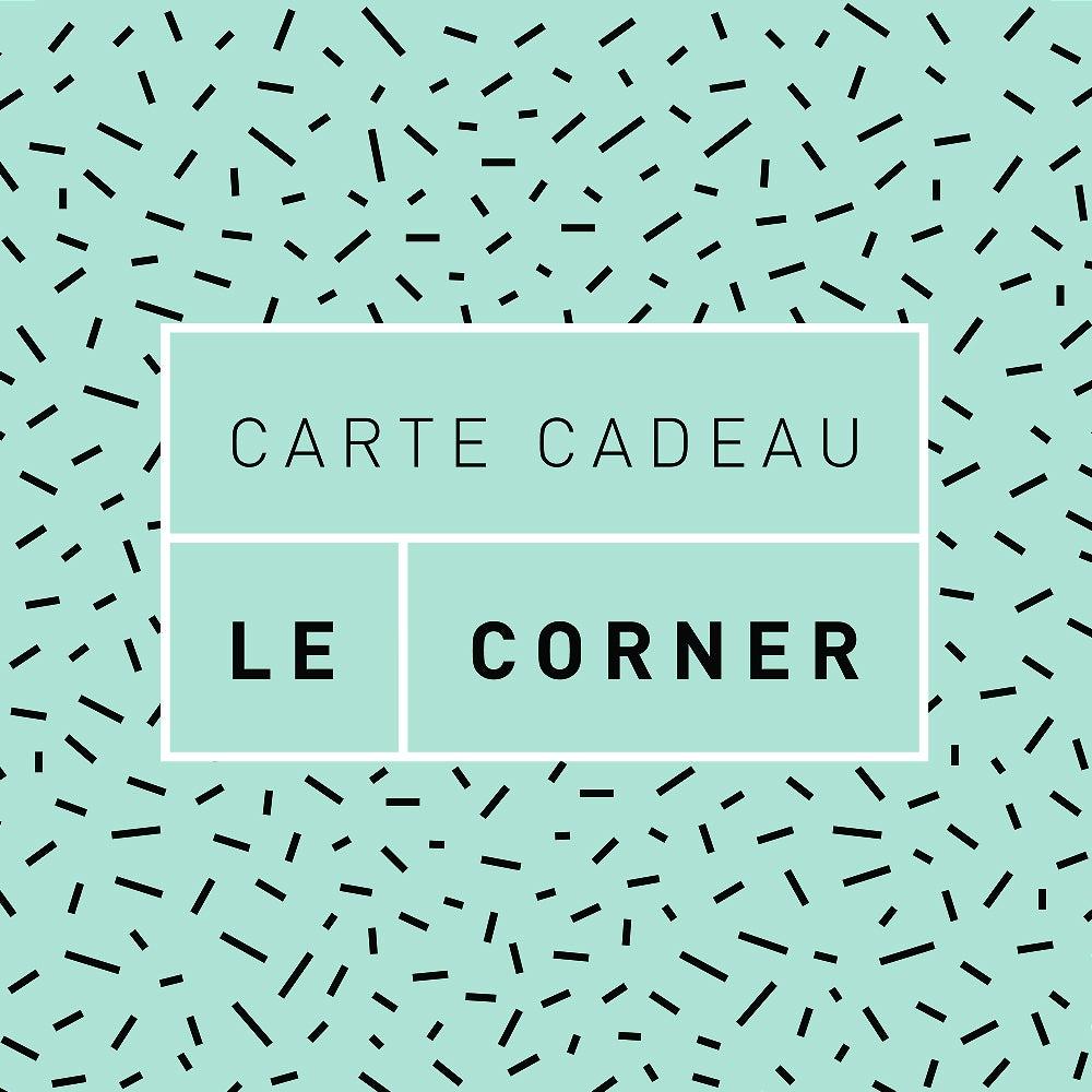 Carte Cadeau 50€ - LE CORNER