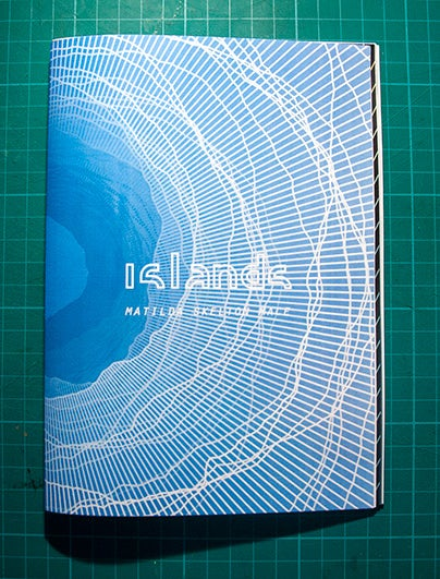 Image of Islands zine