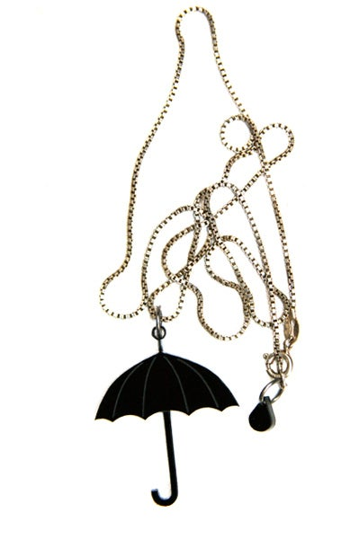 Image of Umbrella Necklace