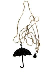 Image of Umbrella Necklace