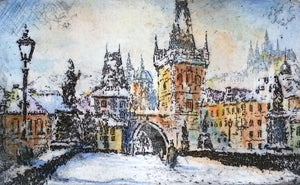Image of Christmas in Prague