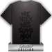 Image of NIENTE X NESSUNO  t-shirts