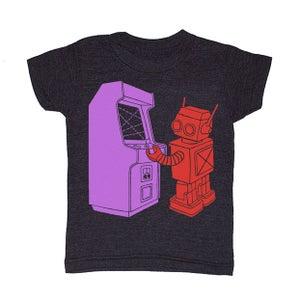 Image of KIDS - Robot Arcade