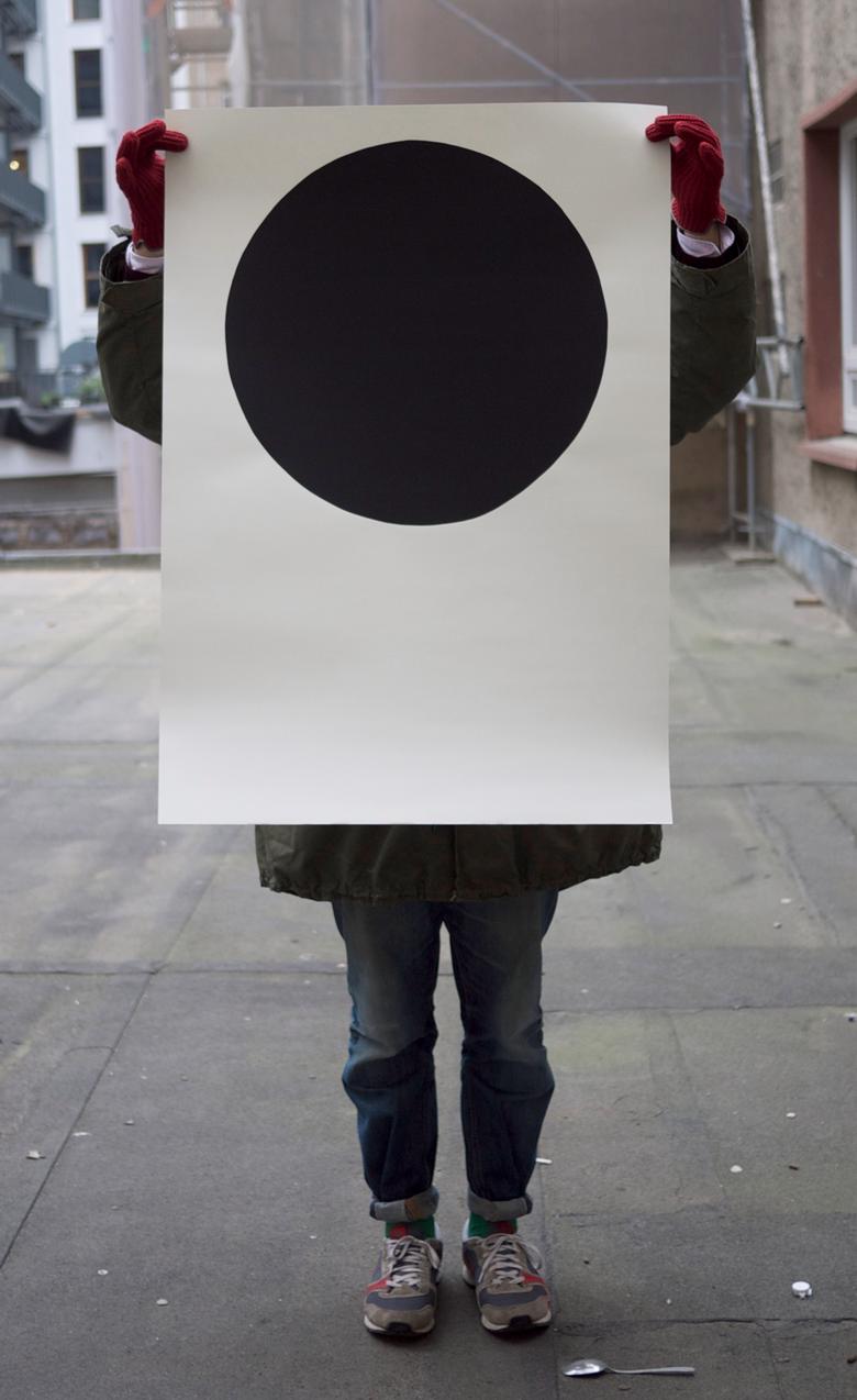 Image of Kreis Poster