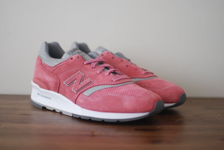 Image of Concepts x New Balance M997 Rose