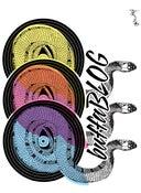Image of buffaBLOG Snake Poster