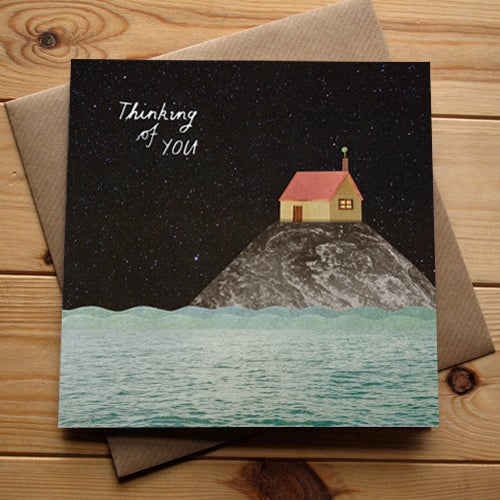 Image of Thinking of You Card (single)