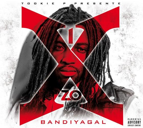 """Image of IXZO CD """"BANDIYAGAL"""""""