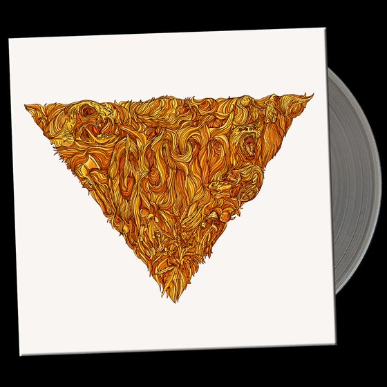 "Image of GURT - 'REDWIN' 10"" Clear Vinyl"