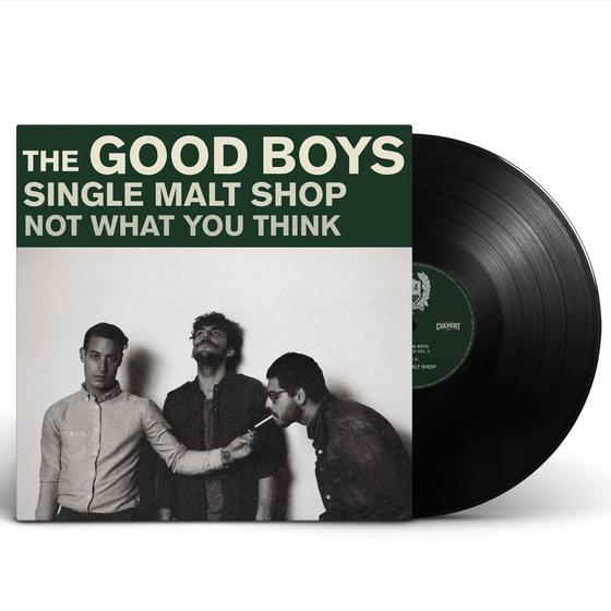 "Image of The Good Boys - Single Malt Shop (7"" Vinyl)"