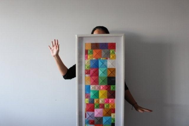 """Image of Cadro """"xeometrías"""""""