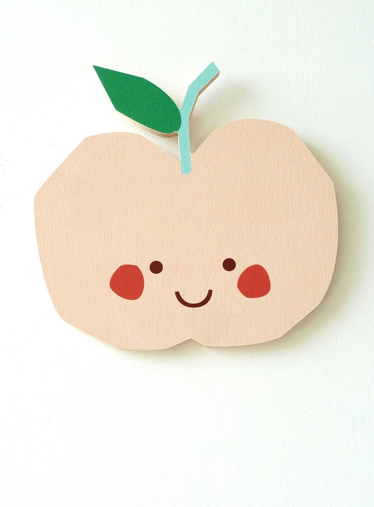 Image of APPLE PLY WALL HANGING
