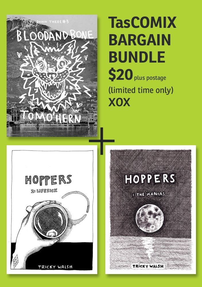 Image of TasCOMIX BARGAIN BUNDLE