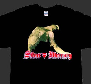 Image of Silver Loves Mercury T-Shirt