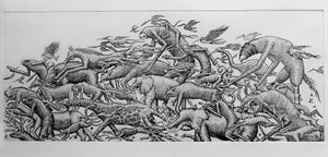 Image of fight or flight (sold out)