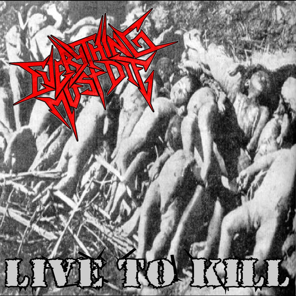 Image of Live To Kill cd