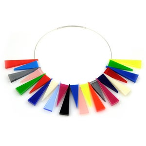 Image of Tutti Frutti Multi Colour Necklace