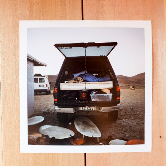 Image of Parked in Baja