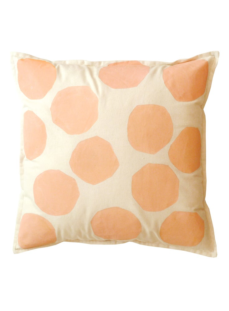 Image of PEACH SPOT CUSHION