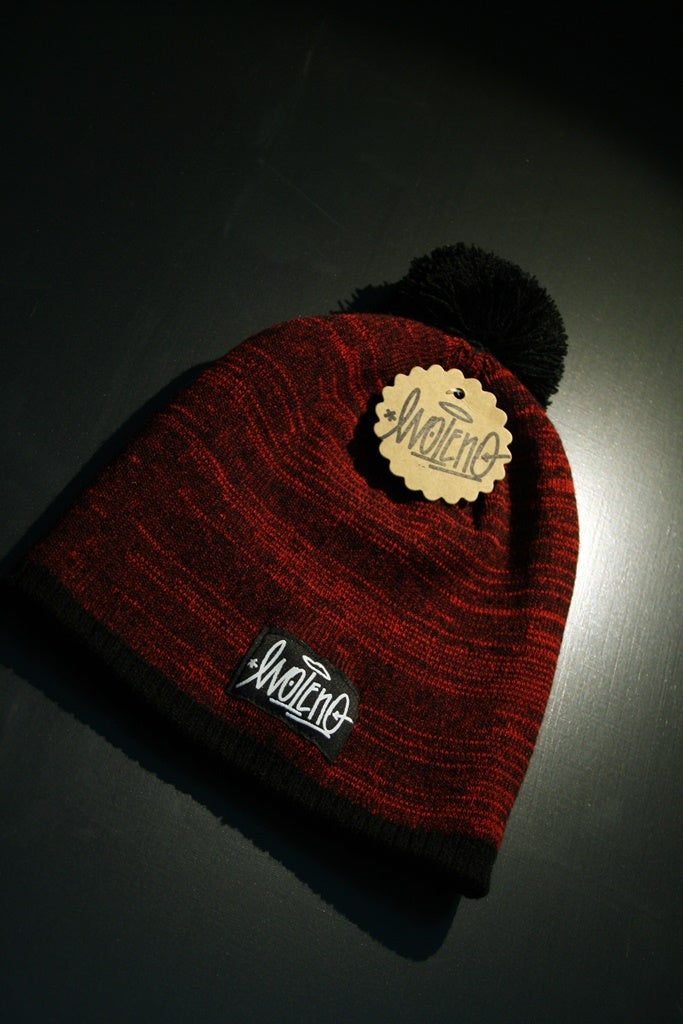 "Image of Bommel Beanie ""Evoleno"""