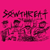 "Image of SOW THREAT - S/T 7""‏"