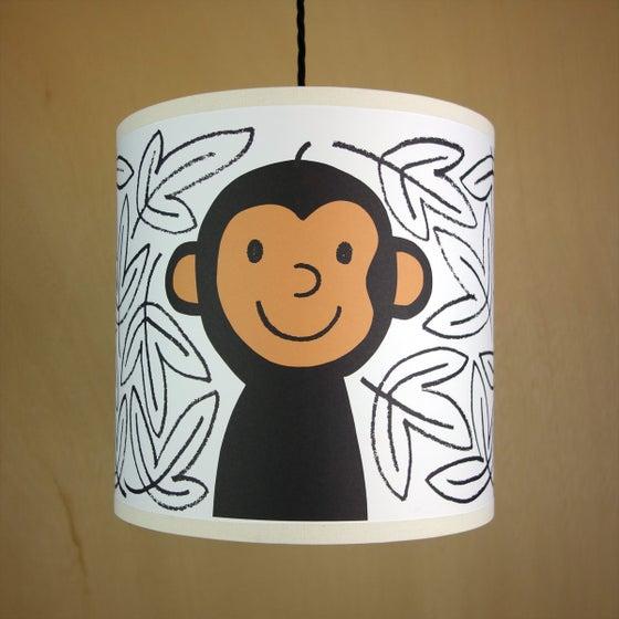 Image of Lampshade   Monkey