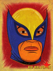Image of Kid Wolverine