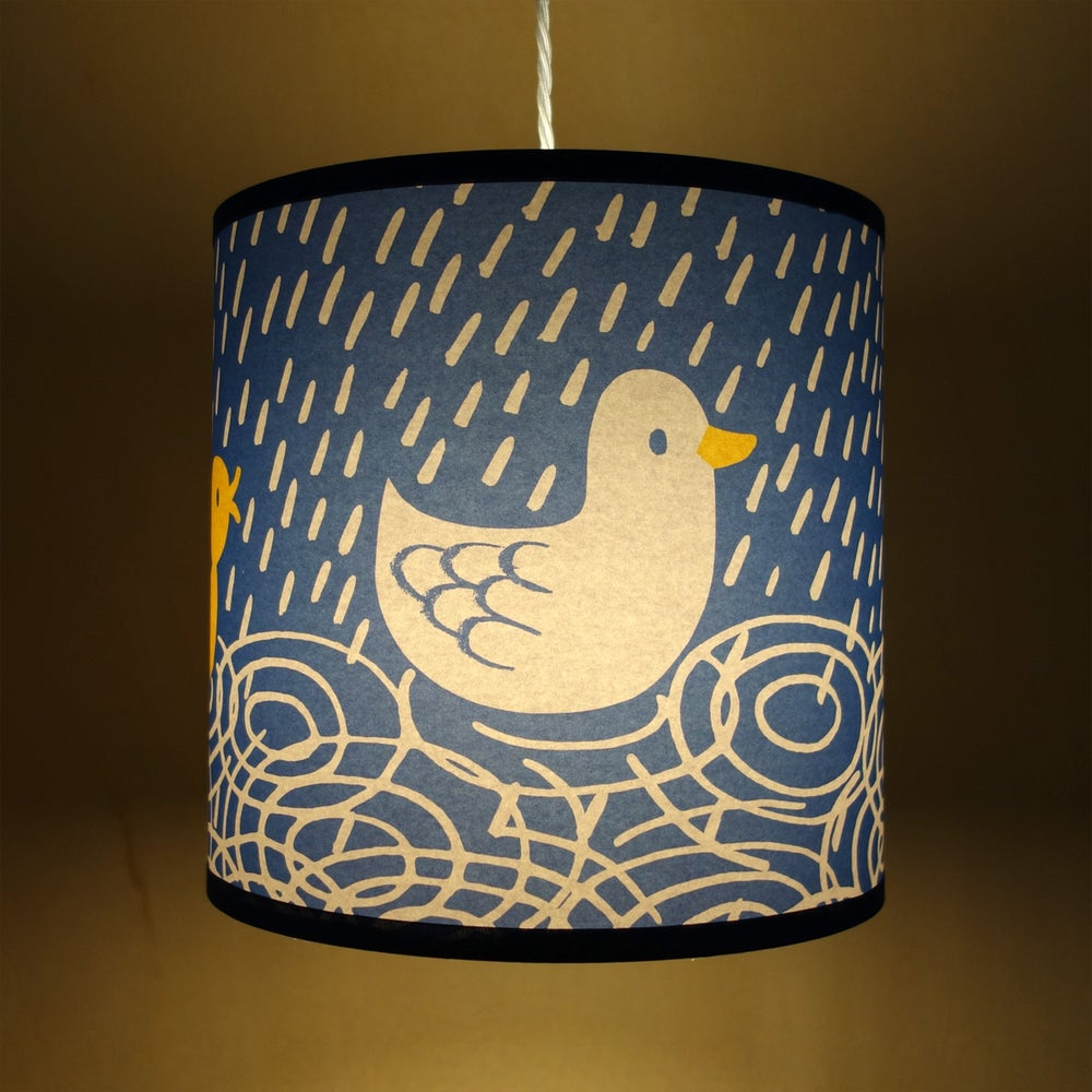 Image of Lampshade | Ducks