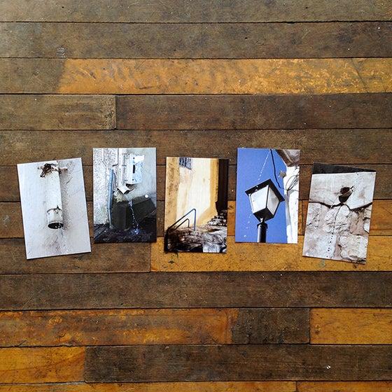 Image of TSFAT/SAFED Postcard Set