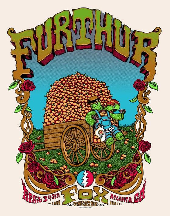 Image of FURTHUR @ FOX THEATRE (ATL) - 2011