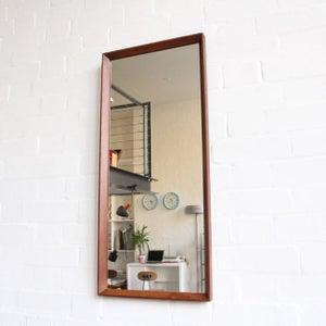 Image of Teak Mirror