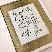 Image of *Framed & Matted Prints*