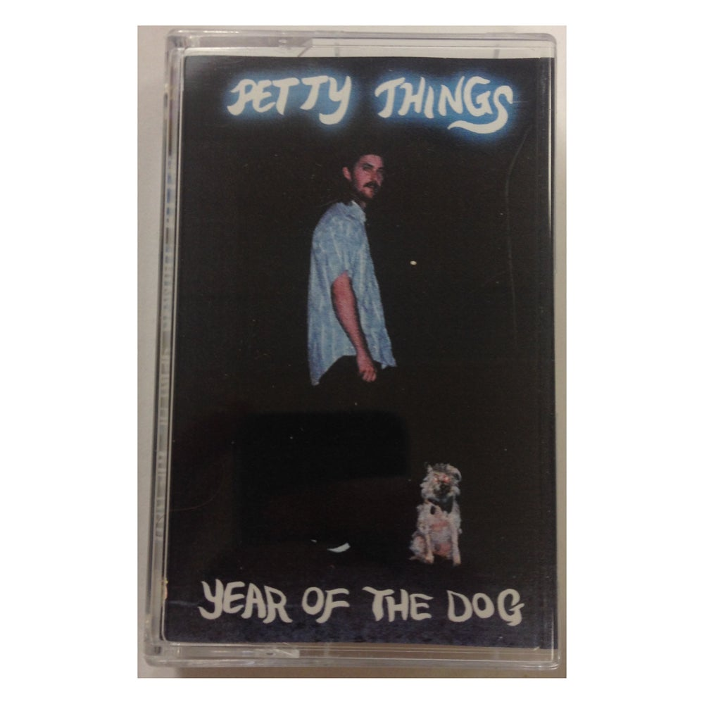 Image of Petty Things - Year Of The Dog - Rubber Brother Records