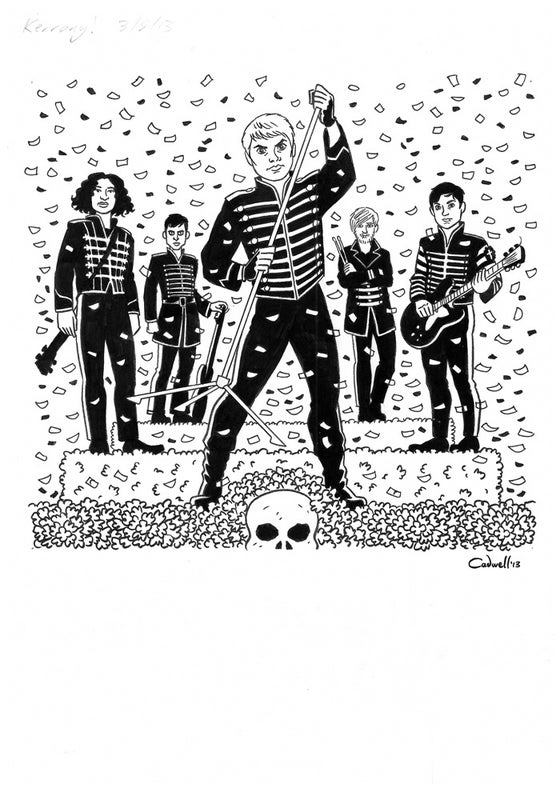 Image of My Chemical Romance artwork