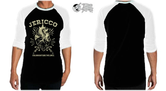 Image of Jericco 3/4 Sleeve COTL