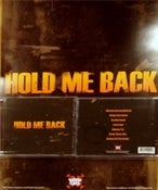 Image of Hold Me Back Ep