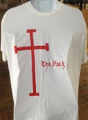 Image of ***NEW THE PACK 'Classic Cross' White T-shirt
