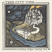 Image of Building Bridges. Starting Here. LP with CD. (inc. P&P)