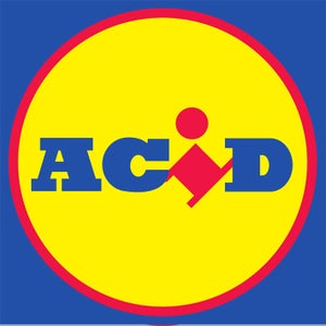 Image of A LIDL ACID art print
