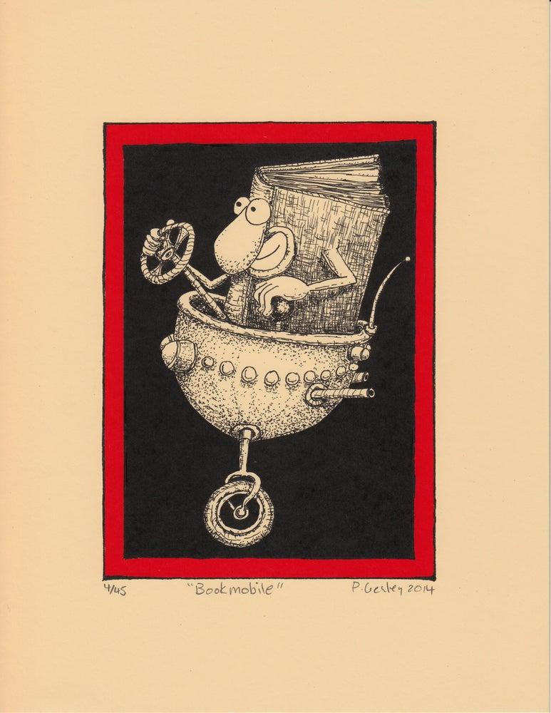 Image of Bookmobile