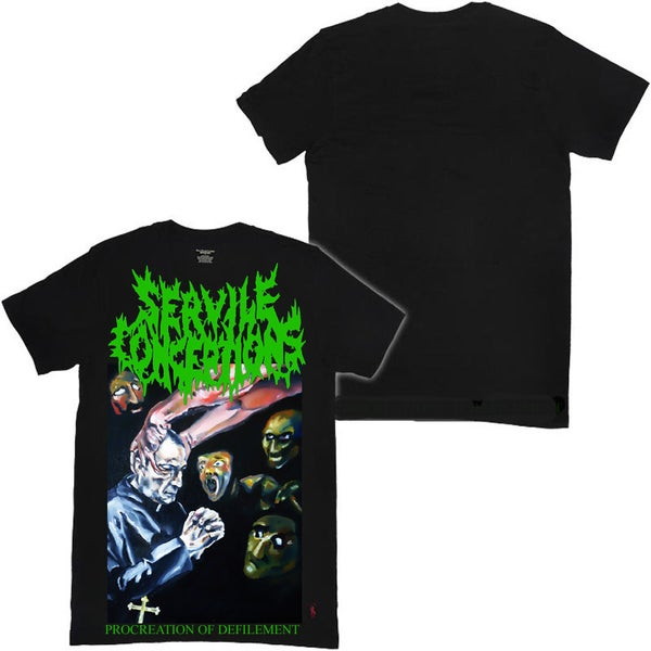 Image of Procreations of Defilement Shirt