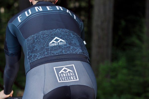 Image of Funeral Cycling Jersey