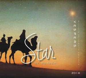 Image of Vespers 2014 - Star of Wonder