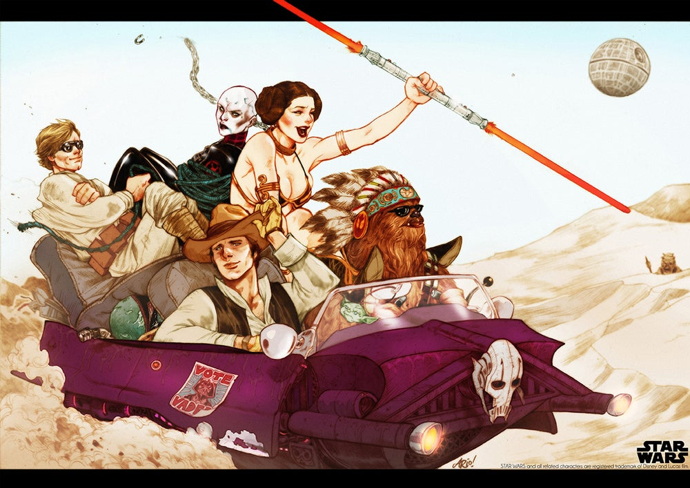 Image of the Bounty Hunters
