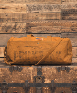 Image of Paperboy Waxed Duffle Bag