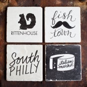 Image of Neighborhood Coasters #1