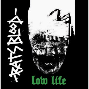 Image of RATS BLOOD - LOW LIFE LP